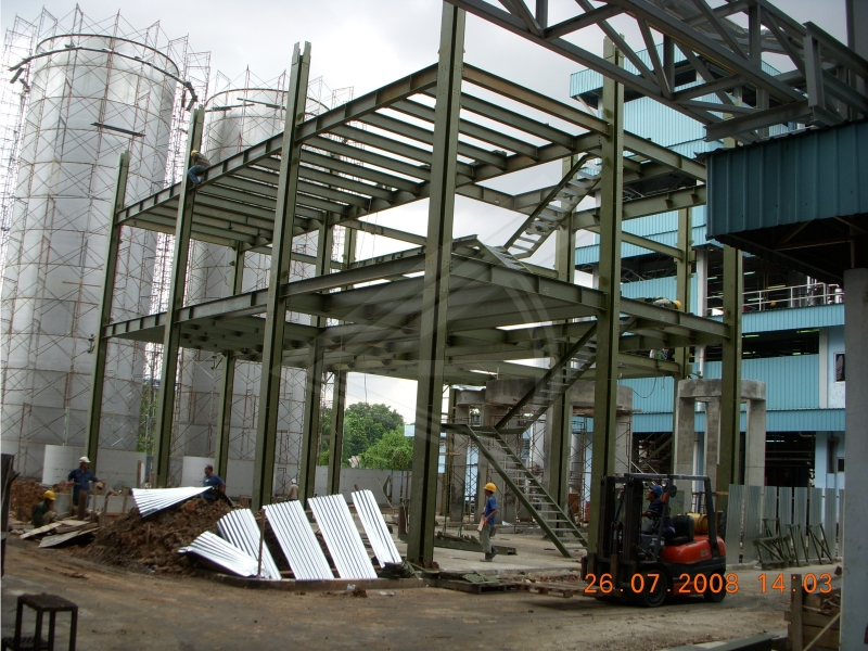 Fabrication and Erection Super Structural