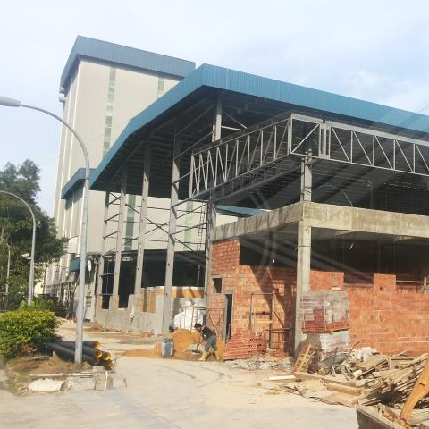 Extension of Warehouse in Pasir Gudang